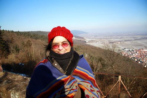 3.2.2012 auf der Madenburg