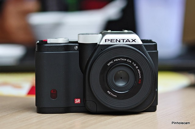 Pentax K-01 Prototype -1