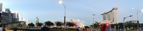 Marina Bay Singapore: Panoramic View