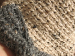 Lovely tweed crochet