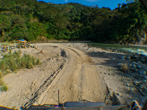 White Water River Rafting - Tabuk - Kalinga, Philippines (085300 - 120123)