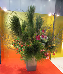 Japanese flower arrangement 42, Ikebana: いけばな