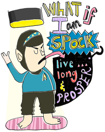 What If I Am Spock? by doublexuan