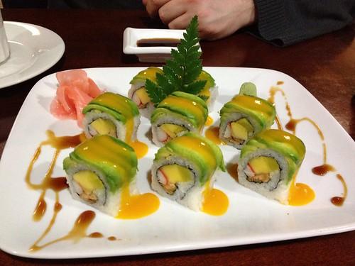 Tango Vegan Sushi from Joe Yee