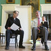 Inner Circle Sneak Peek with Mayor Bill de Blasio and Steve Buscemi by nycmayorsoffice