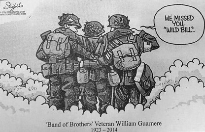 Band of Brothers RIP
