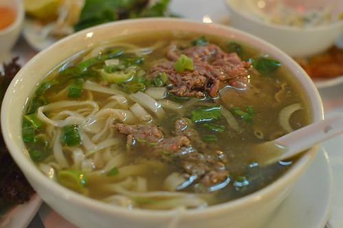 Remember Saigon: Beef pho
