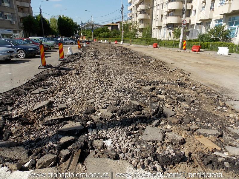 Traseul 101, etapa II: Intersecție Candiano Popescu ( zona BCR ) - Gara de Sud 14028624836_443b106c21_c