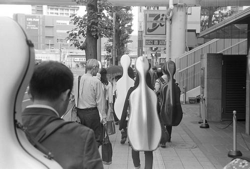 Cello軍団