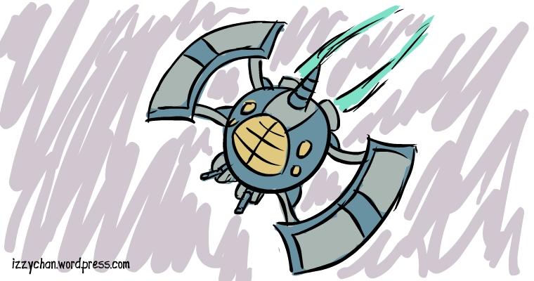 spaceship orb