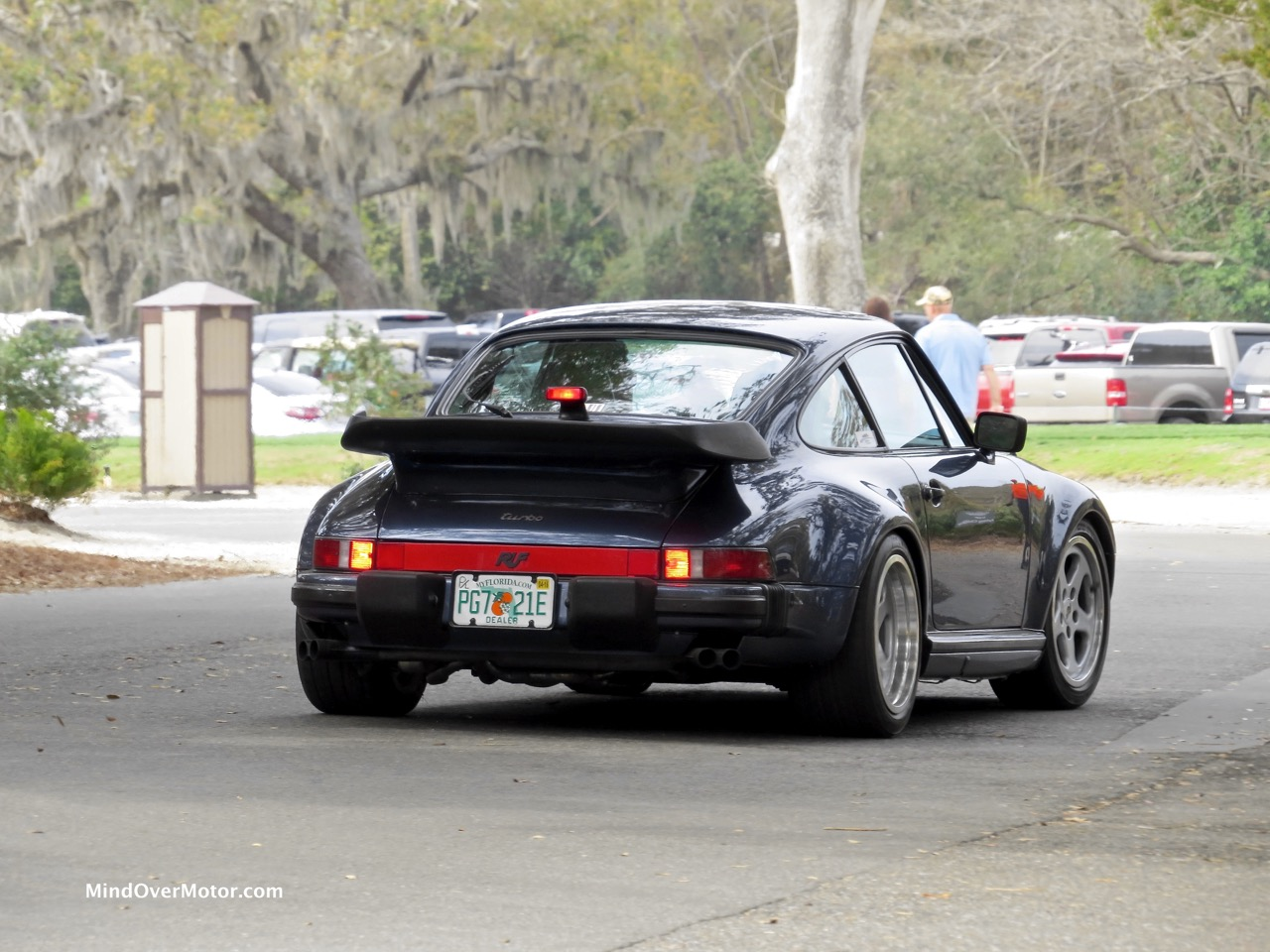 RUF BTR Rear