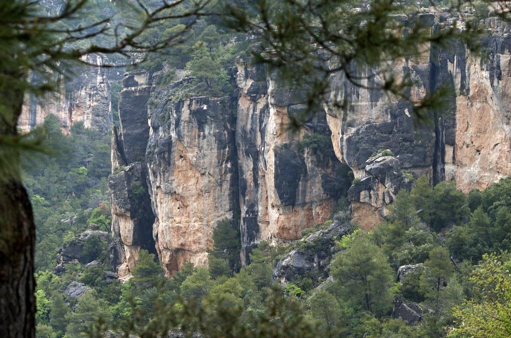 Siurana cliffs