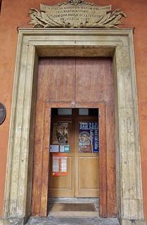 Image de Padre Pio. bologna chiese portali