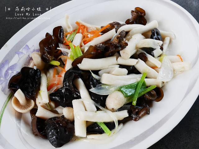 陽明山竹子湖餐廳美食杉木林 (20)