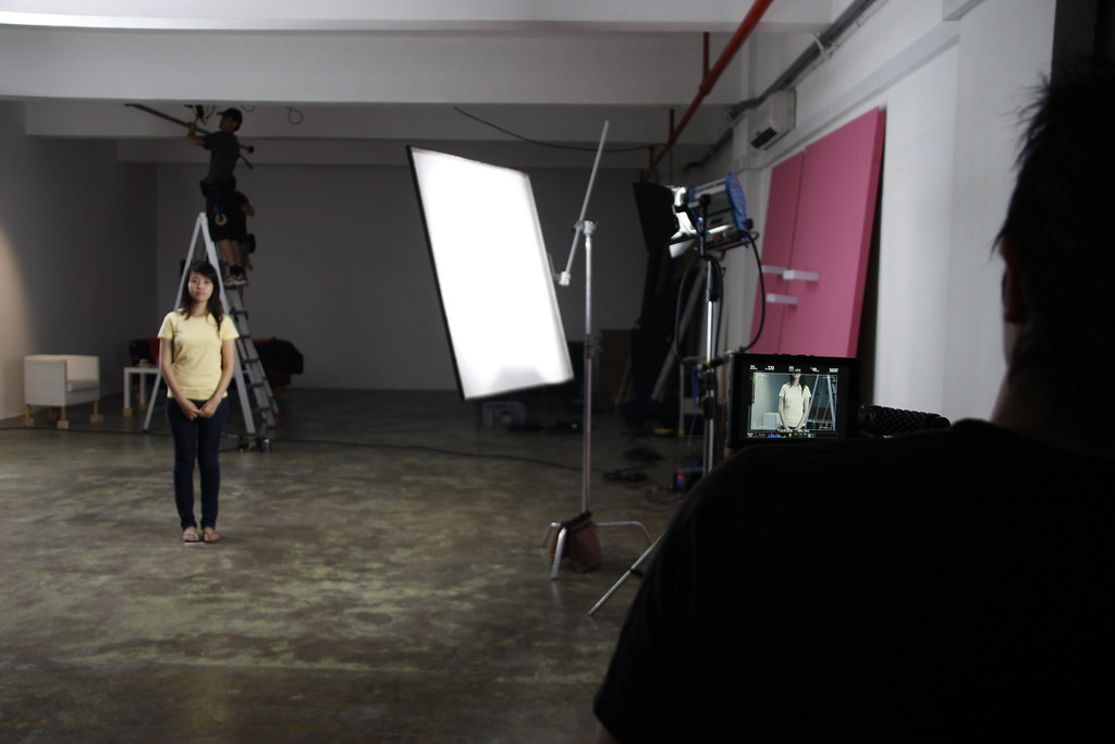 video production singapore Cinema
