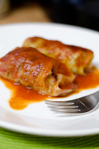 Stuffed Cabbage 4