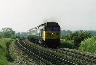 A 'Trotter' At Culham? - 50 021