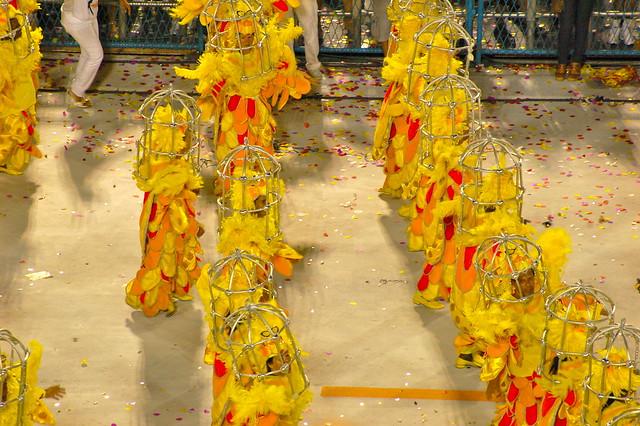 Rio's Carnival: Sao Clemente23