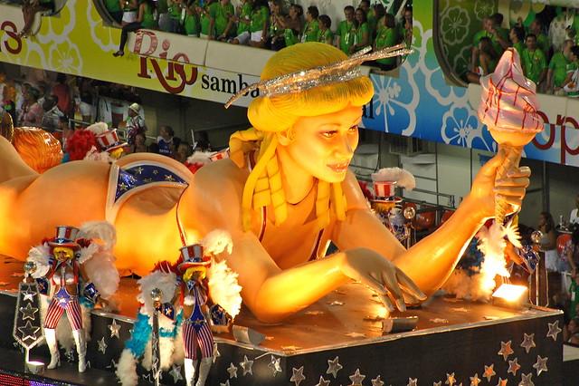 Rio's Carnival: Sao Clemente31