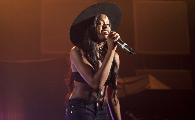 Azealia Banks @ Brixton Academy, London 25/02/12