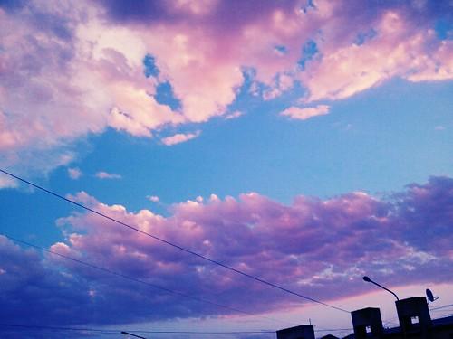 Nubes 2 by Mąirĉ Cousseau