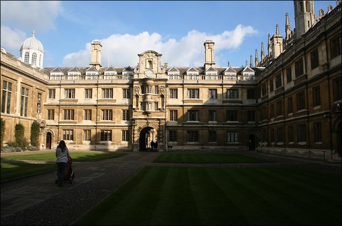 Claire College, Cambridge