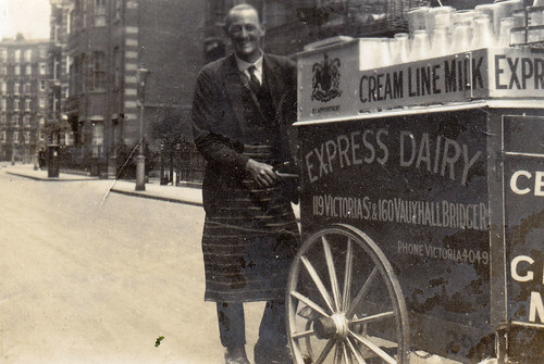 Milkman. London.