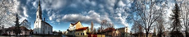 Miskolc,református-Templom- Church