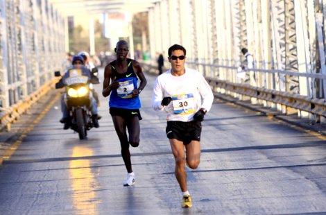 Buscarán su clasificación a Londres 2012 en el Maratón LALA