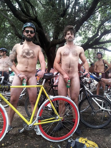 world naked bike ride - melbourne