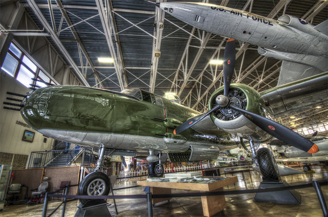 B-25_front quarter1_HDR
