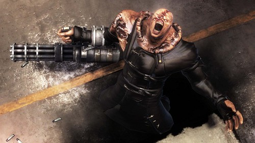 Resident Evil: Operation Raccoon City - Nemesis Mode Trailer