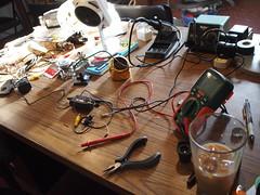 making electronics