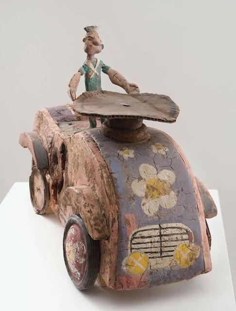 Kristen Morgin, Popeye Car, 2011