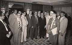 لمؤتمر الثاني للمجمع الملكي لبحوث الحضارة الإسلامية  - المغرب - 14 نيسان 1983