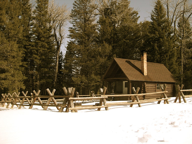 Spanish Creek Cabin