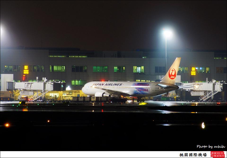 JAL JA615J客機005