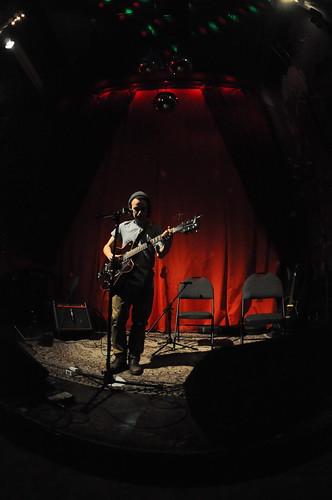 Claude Munson at The Mercury Lounge