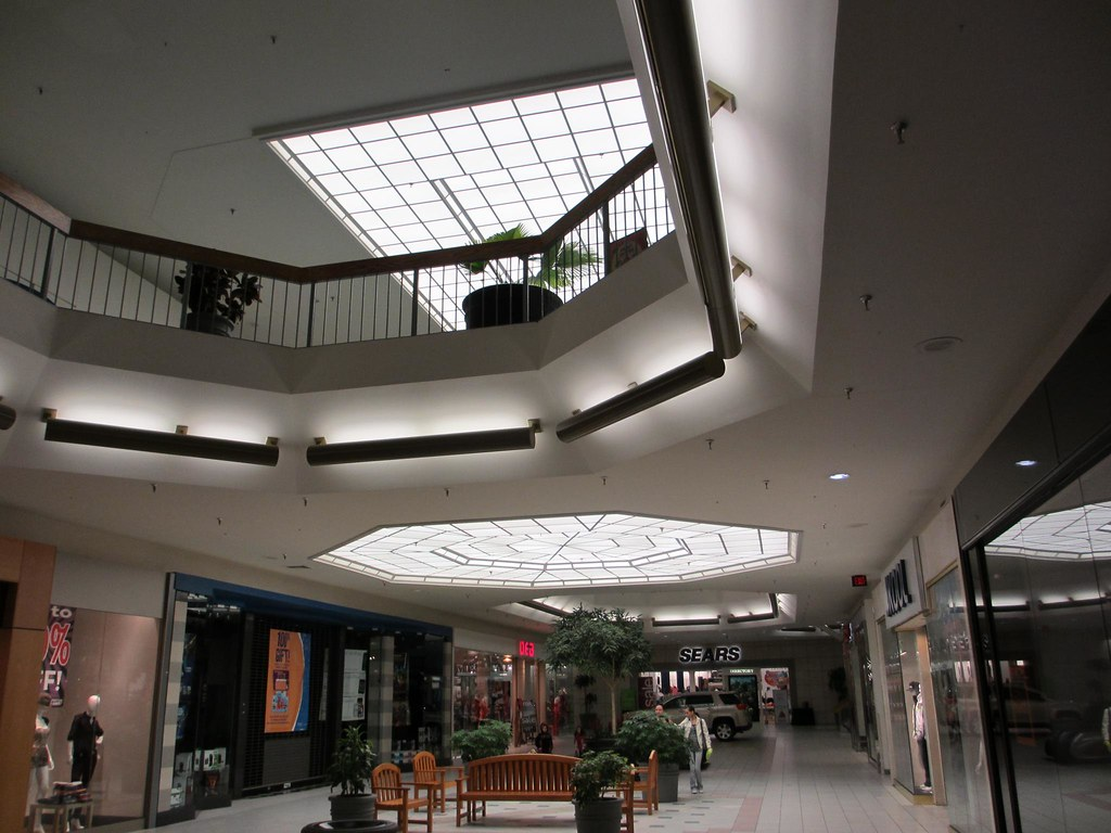 Mercer Mall Shopping Center Mercer County New Jersey