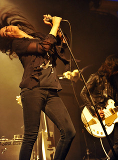 The Dead Weather (Alison Mosshart) @ the Hollywood Palladium (July 21, 2010)