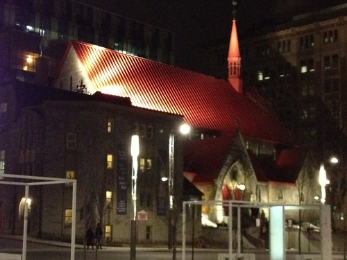 Red Roof Church by susanvg