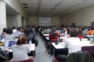 WCAN 2012 Spring 参加者多い!