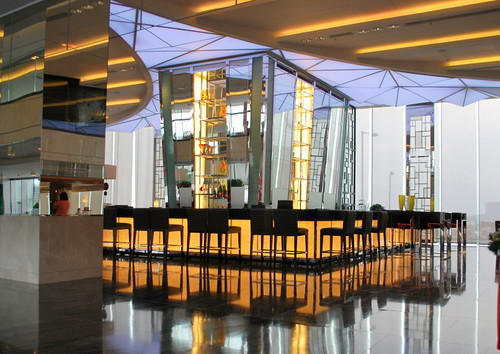 Hongkong Skycity Marriott Hotel Lobby3