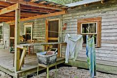 Wash Day Marjorie Kinnan Rawlings State Park