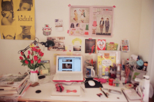 my blur working space