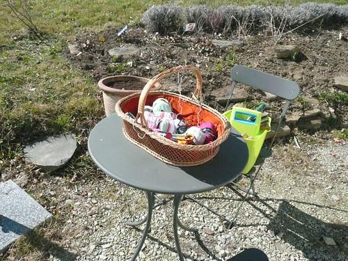 garden crochet