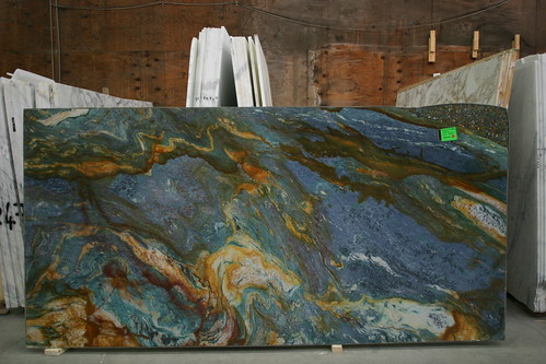 Van Gogh - Blue Louise - Slab Photo 2-4-12