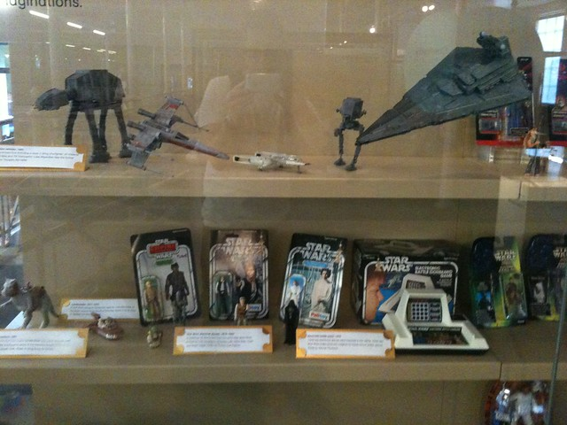 Star Wars Toys Museum 75