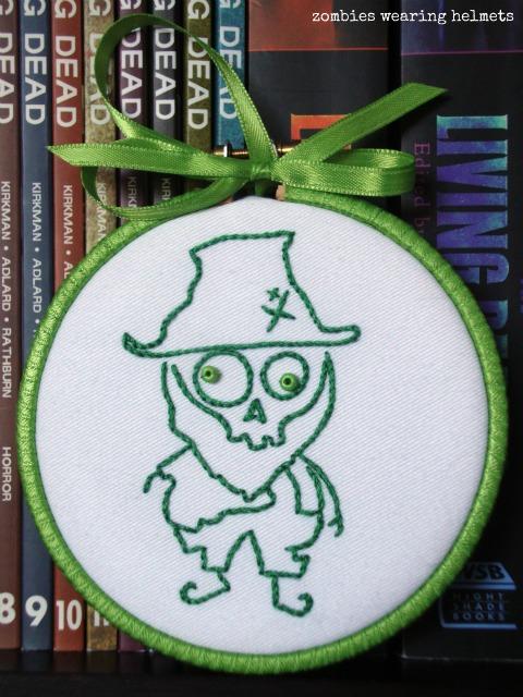Zombie Leprechaun