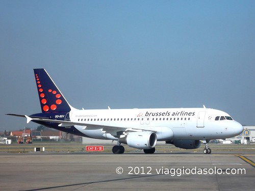A319 Brussels Airlines